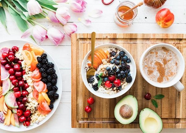 Correct breakfast