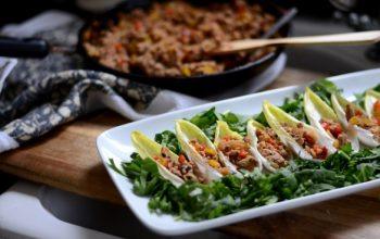 Jason's Test Kitchen – Chicken Lettuce Wraps