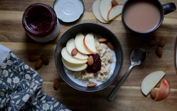 On Oatmeal & Resolutions