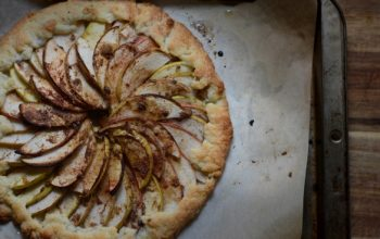 Bruised Apple Galettes & Butter, Butter, Butter!