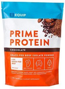 EQUIP Beef Paleo Protein Powder
