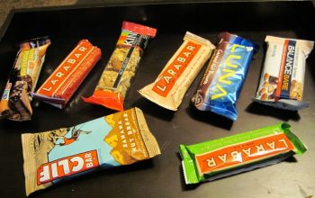 Energy & Protein Bars – When/Why You Should Have Them