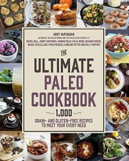 The Ultimate Paleo Cookbook